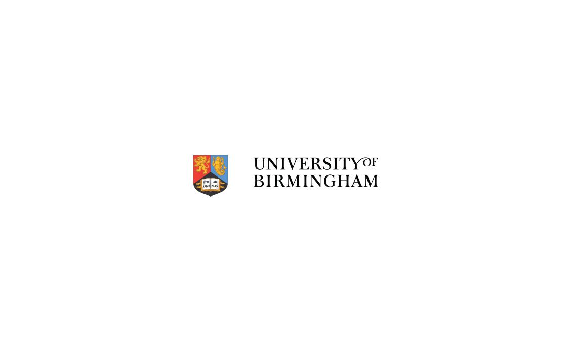 University of Birmingham - Logo